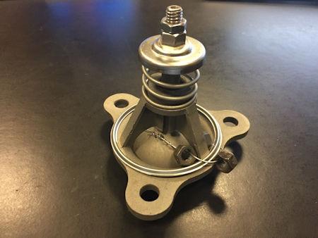 US Filter Deaerator 3 hole spray valve