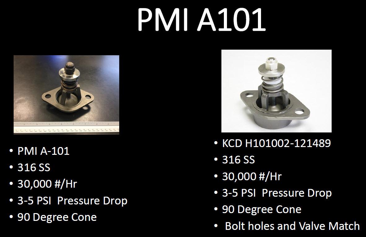 PMI A101